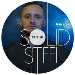 Solid Steel Radio Show 29/1/2016 Hour 2 - Nan Kolè