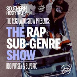 The Regulator Show - 'Sub-Genre show' - Rob Pursey & Superix