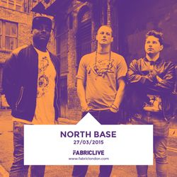 North Base - FABRICLIVE Promo Mix (Mar 2015)