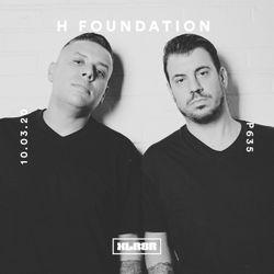 XLR8R Podcast 635: H Foundation