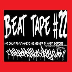 Beat Tape #22 - HipHopPhilosophy.com Radio