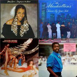 Old School RnB Anthems 1981-1983