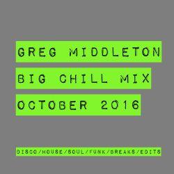 Greg Middleton October Mix