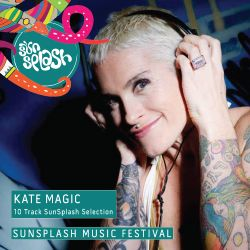 Kate Magic - Ten Track Selection for SunSplash