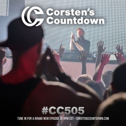Corsten's Countdown - Episode #505