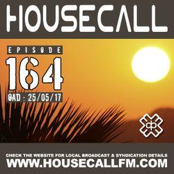Housecall EP#164 (25/05/17)