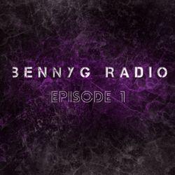 BennyG Radio-Episode 1 Ft. Afrojack, Laidback Luke, Swanky Tunes, W & W, Shapov, Axwell, Third Party
