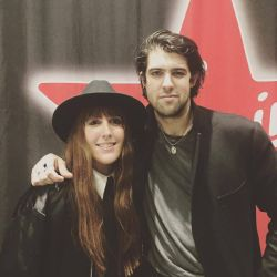Georgie Rogers' Music Discovery with Cameron Avery from Tame Impala in session on Virgin Radio