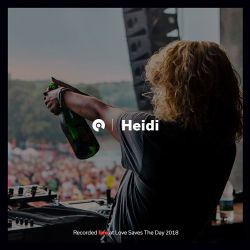 Heidi @ Love Saves The Day 2018 (BE-AT.TV)