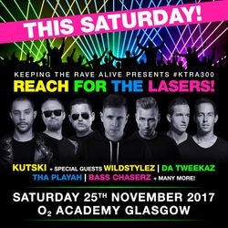 KTRA Glasgow Pre Show!!!