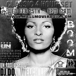 DJ DON WELCH AMAZING CLUB CLASSIC'S UN RADIO SHOW 4 HOUR SESSION FEB 25TH 2015 ★★★★★ •*¨*•♪•*¨*•.*★