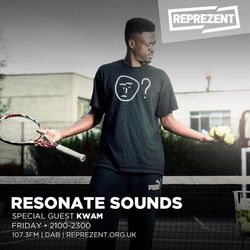 Resonate Sounds w/ Kwam & Bliss - 11th August 2017