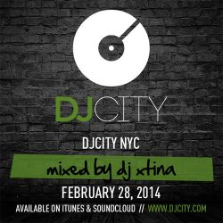 DJ Xtina - Friday Fix - Feb. 28, 2014