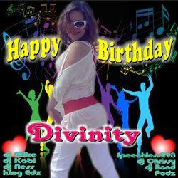 Happy Birthday ~ Divinity