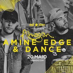 2017.05.20 - Amine Edge & DANCE @ Amazon Club, Chapeco, BR