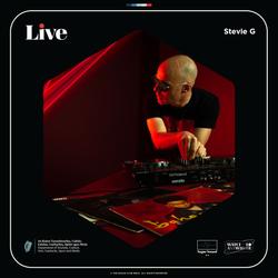 Stevie G - TheSugarClub Live!