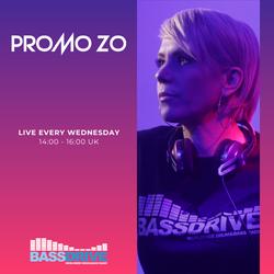 Promo ZO - Bassdrive - Wednesday 12th May 2021