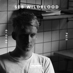 XLR8R Podcast 615: Seb Wildblood