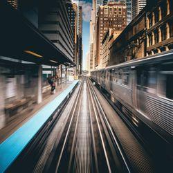 Rhythm of the Rails