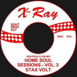 HOME SOUL SESSIONS VOLUME #2 - STAX VOLT