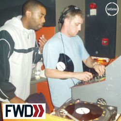 Hatcha & Crazy D - Live at FWD - 04.05.2006