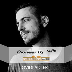 Underground Audio Mix 009 - Ovidi Adlert
