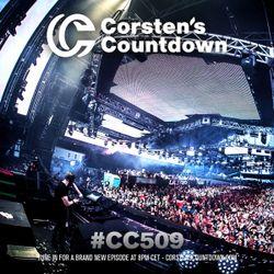 Corsten's Countdown - Episode #509
