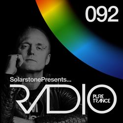 Solarstone presents Pure Trance Radio 092
