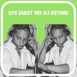 SYS RADIO ON PHARCYDE TV 'DJ K2THAC  '