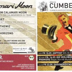 DJ Set Live@Callamari Moon - Hanover (Germany) Part 1