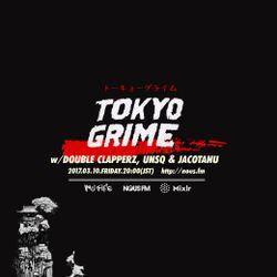 NOUS FM Podcast: 'TOKYOGRIME' w/ Double Clapperz, UNSQ & Jacotanu (Friday, 10th March 2017)