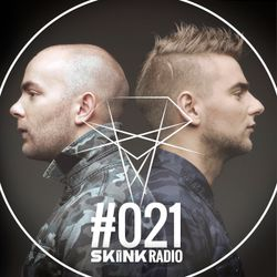 Skink Radio 021 - Showtek (Jordy Dazz Take-over)