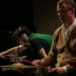 Matmos live feat. Gianluca Petrella & Michele Rabbia - Dancity meets Young Jazz 31 05 2009