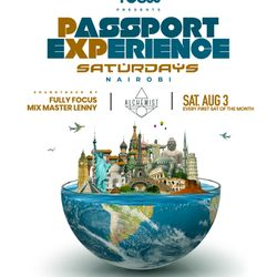 Fully Focus Presents Passport Experience NBO | Warm Up Promo Mix