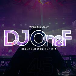 @DJOneF TheMashUp December 2019