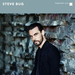 XLR8R Podcast 416: Steve Bug