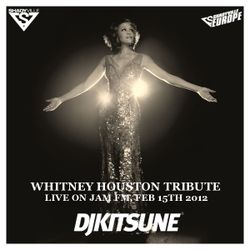DJ Kitsune - Whitney Houston Tribute Mix (Live on Jam FM, Feb 15th 2012)