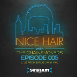 Nice Hair with The Chainsmokers 005