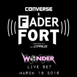 DJ Wonder - Live From The Fader Fort 2016