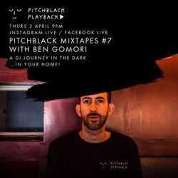 Pitchblack Mixtapes #7 (Nicolas Jaar, Air, Talk Talk, Daniel Avery, Marvin Gaye)