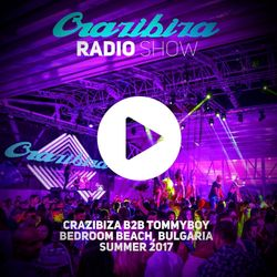 Crazibiza B2B Tommyboy @ Bedroom Beach, Bulgaria Summer 2017