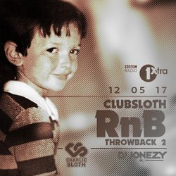 DJ Jonezy - RnB Throwback 2 x BBC Radio 1Xtra May 2017