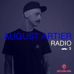August Artier Radio - Episode 3
