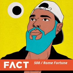 FACT mix 508 - Rome Fortune (Aug '15)