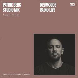 DCR586 – Drumcode Radio Live – Patrik Berg Studio Mix recorded in Cologne, Germany