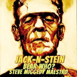 A Night @ Crocodile Lounge - Jack-N-Stein - 30 October 2014