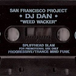 DJ Dan - Weed Wacker (side.b) 1994