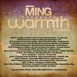 MING Presents Warmth 079