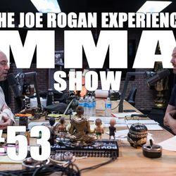 JRE MMA Show #53 with Jeff Novitzky