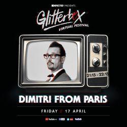 Glitterbox Virtual Festival - Dimitri From Paris